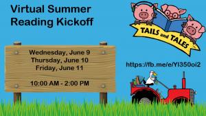 MMPL Summer Reading Program Kick-Off